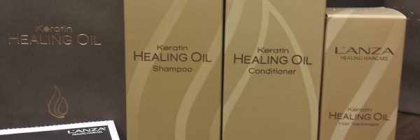Lanza Healing Oil kampanj